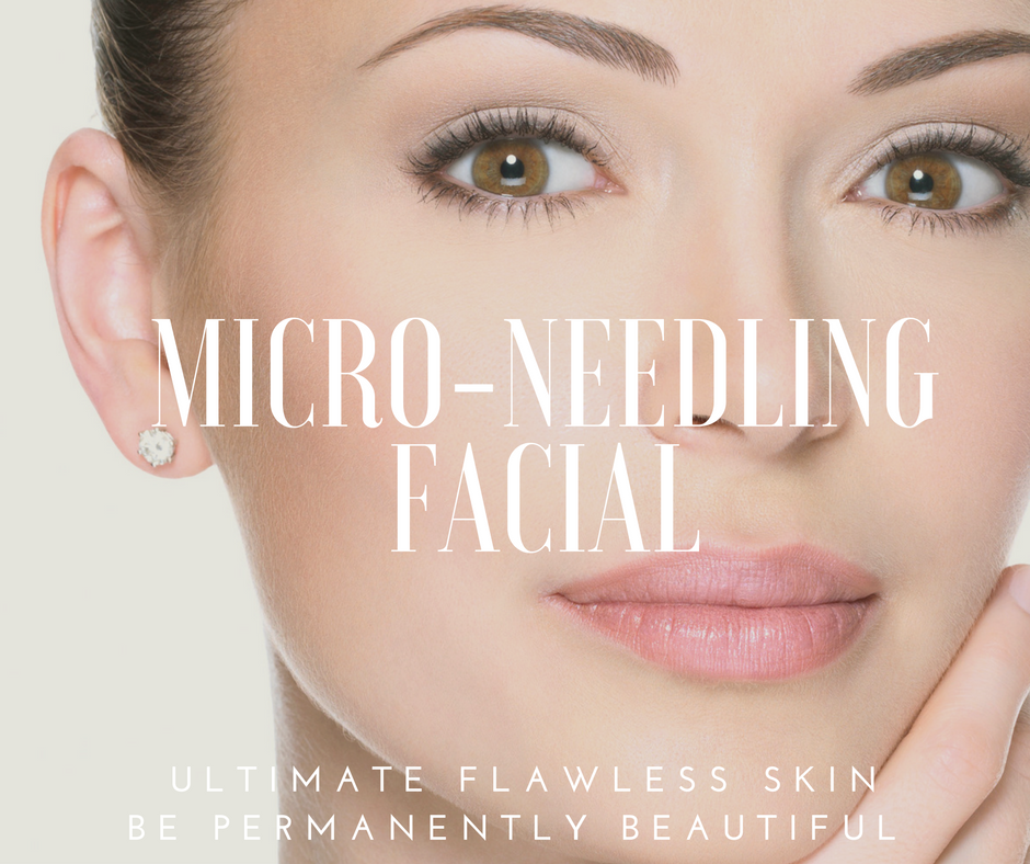 Semi Permanent Micro-Needling | Eyebrows & Lips | Eyelashes